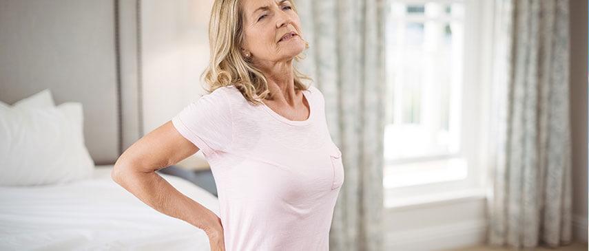 Suffering from Sciatica Pain