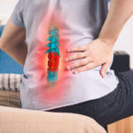 suffering from bck pin with no relief? you may have a herniated disc